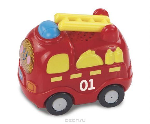 Vtech Бип-Бип Toot-Toot Drivers Пожарная машина 80-119826