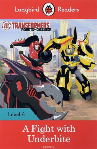 Transformers: A Fight with Underbite: Level 4