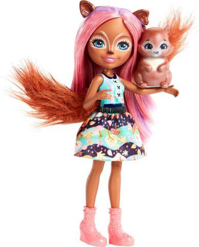 Enchantimals Кукла Squirrel DL