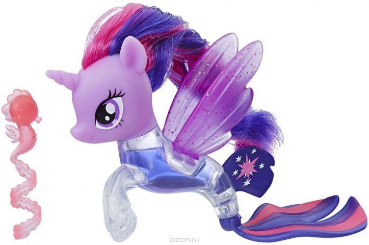 My Little Pony Фигурка Twilight Sparkle Flip & Flow Seapony