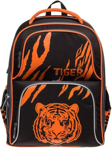 Hatber Рюкзак Comfort Tiger