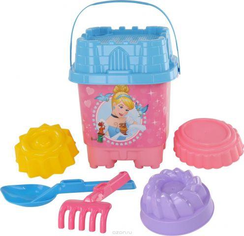 Disney Набор игрушек для песочницы Принцесса №17