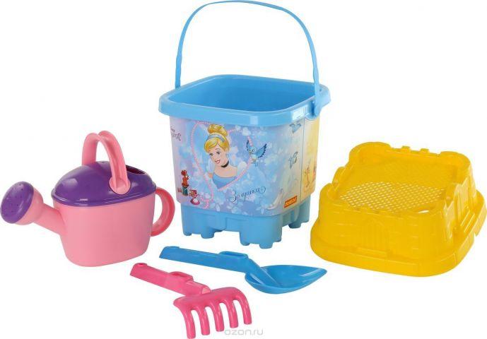 Disney Набор игрушек для песочницы Принцесса №18