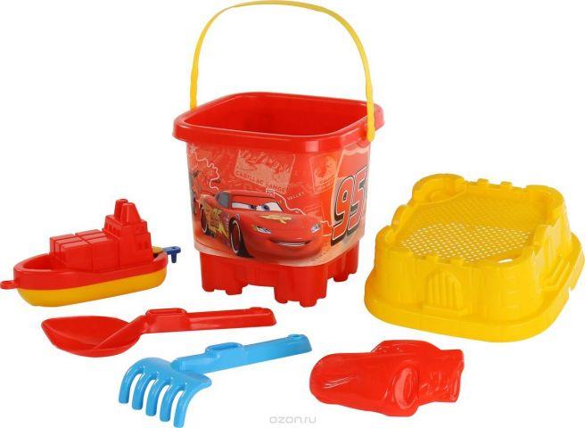 Disney / Pixar Набор игрушек для песочницы Тачки №32