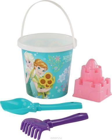 Disney Набор игрушек для песочницы Холодное сердце №10