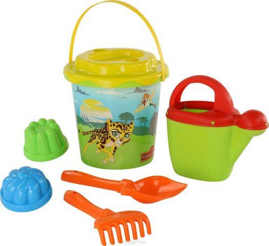 Disney Набор игрушек для песочницы Хранитель Лев №9