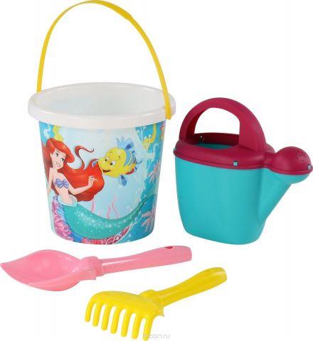 Disney Набор игрушек для песочницы Русалочка №1 цвет в ассортименте