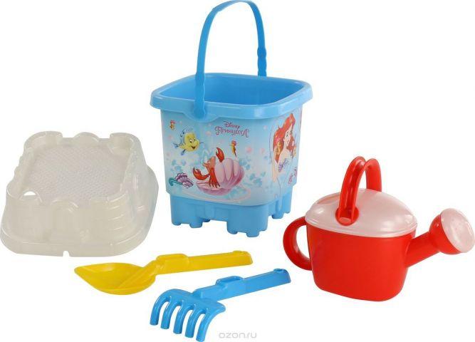 Disney Набор игрушек для песочницы Русалочка №10