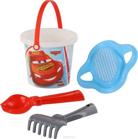 Disney / Pixar Набор игрушек для песочницы Тачки №2