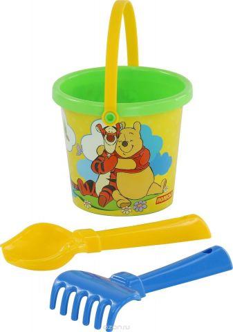 Disney Набор игрушек для песочницы Винни и его друзья №1