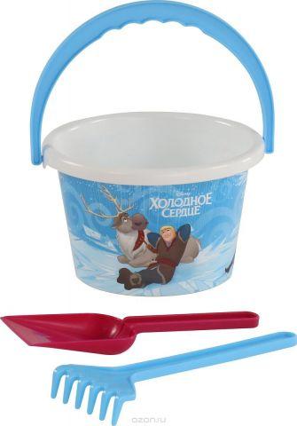 Disney Набор игрушек для песочницы Холодное сердце №5