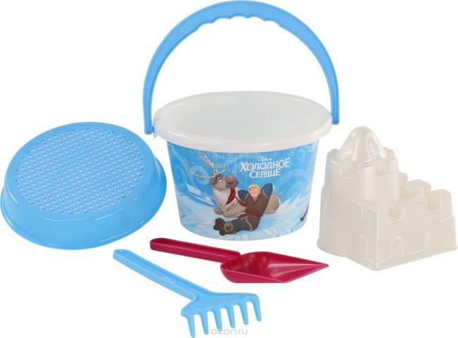 Disney Набор игрушек для песочницы Холодное сердце №7