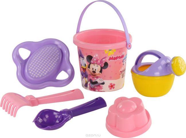 Disney Набор игрушек для песочницы Минни №4