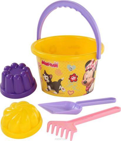 Disney Набор игрушек для песочницы Минни №7