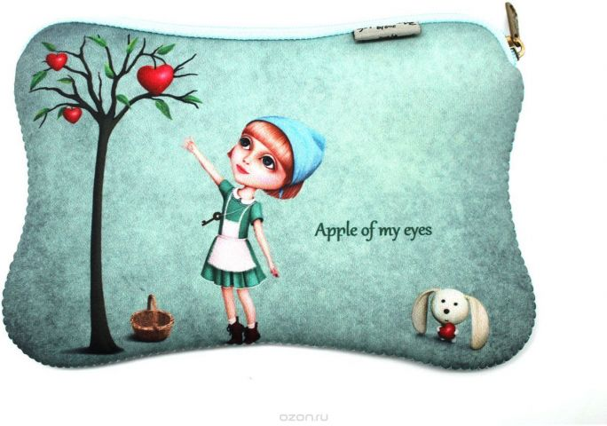 Еж-стайл Пенал-косметичка Sofia Apple Of My Eyes