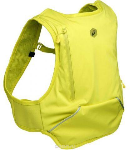 "Рюкзак Asics ""Running Backpack"", цвет: желтый. 155017-0486-M"