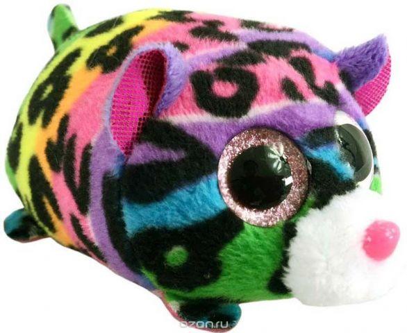 ABtoys Мягкая игрушка Леопард 10 см