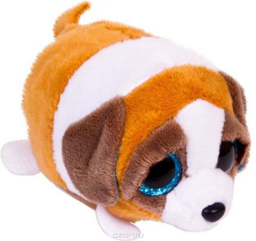 ABtoys Мягкая игрушка Собачка 10 см 109316