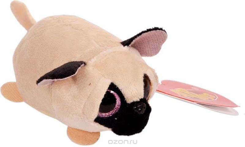 ABtoys Мягкая игрушка Собачка 10 см 109318