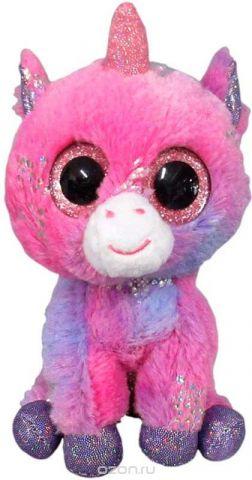 Teddy Мягкая игрушка Единорог 15 см