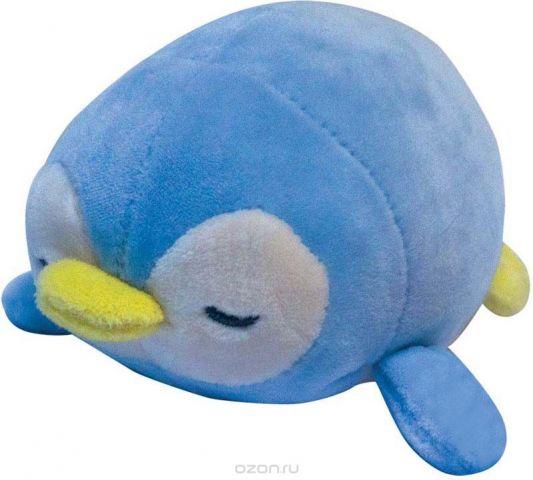 Teddy Мягкая игрушка Пингвин цвет светло-голубой 13 см