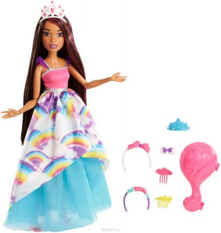 Barbie Кукла Брюнетка с длинными волосами