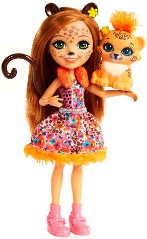 Enchantimals Игровой набор с куклой Дополнительная кукла со зверюшкой