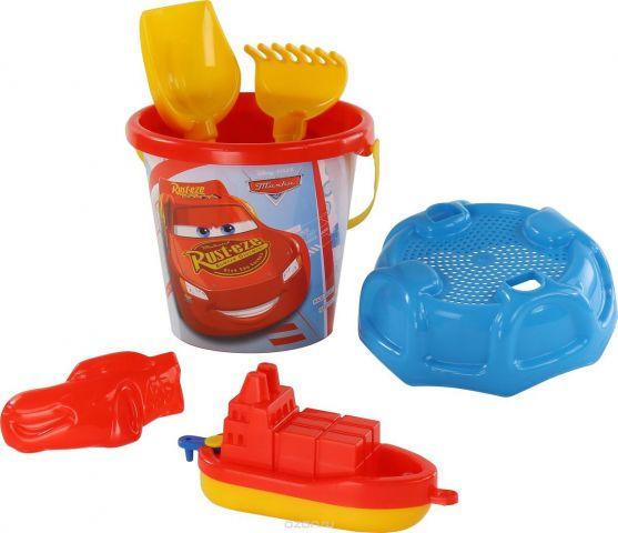 Disney / Pixar Набор игрушек для песочницы Тачки №26