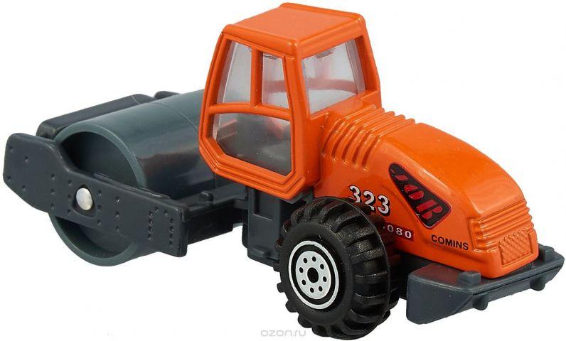 Pioneer Toys Машинка Строительная техника Каток