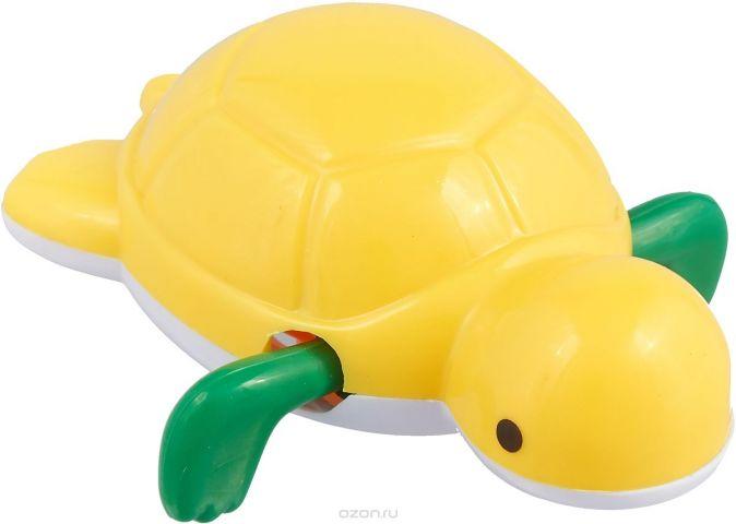 Bampi Заводная игрушка Вместе веселей Морские обитатели цвет черепашки желтый