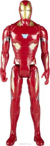 Avengers Игрушка Мстители Титаны Iron man E0570_E1421
