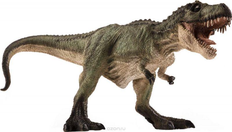 Mojo Фигурка Тираннозавр цвет зеленый