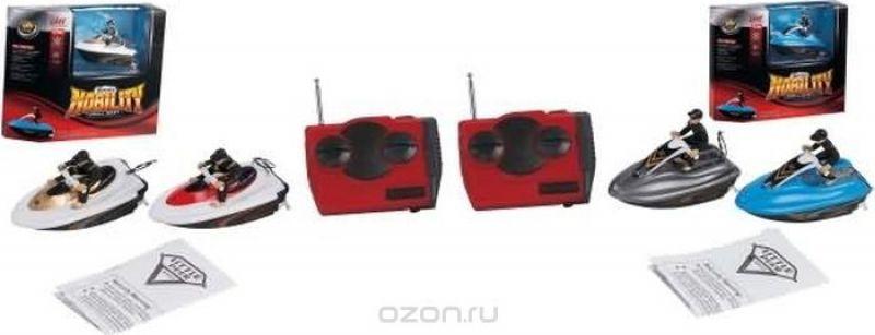 Junfa Toys Мини-лодка на радиоуправлении