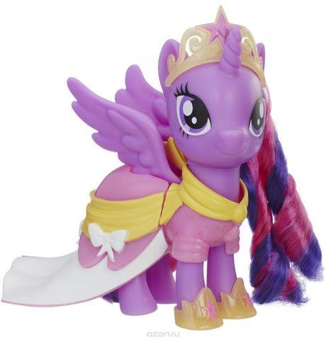 My Little Pony Игровой набор Сияние пони-модницы Princess Twilight Sparkle