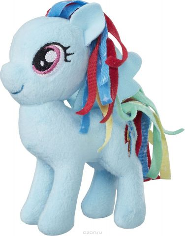 My Little Pony Мягкая игрушка Радуга Дэш 13 см