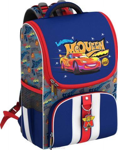 Disney Ранец школьный Тачки Ретро ралли Prime