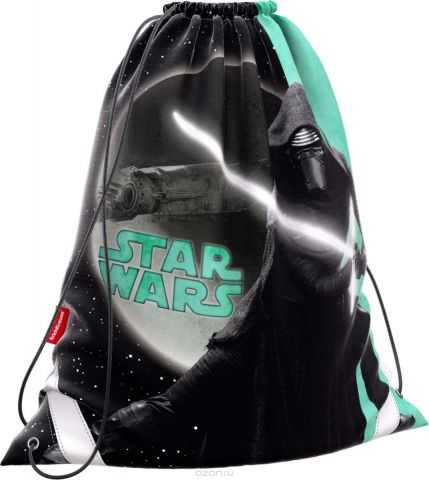 Disney Сумка для сменной обуви Звездные войны Свет далеких планет
