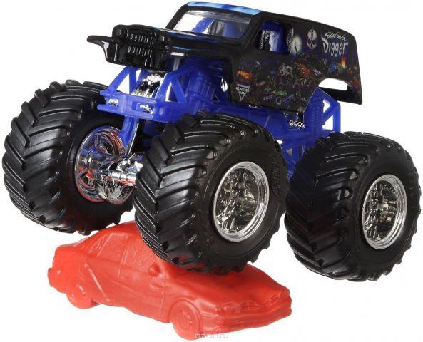 Hot Wheels Monster Jam Машинка Son-Uva Digger
