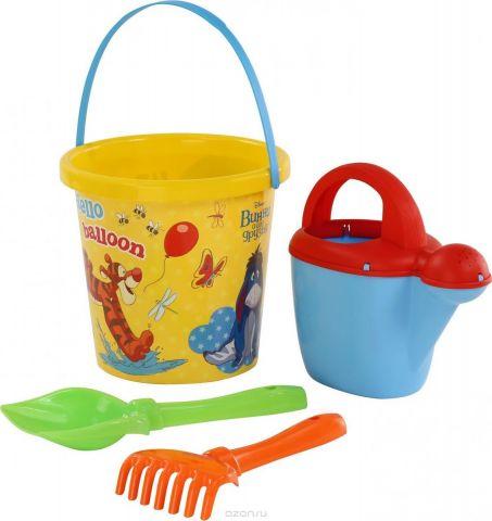 Disney Набор игрушек для песочницы Винни и его друзья №9