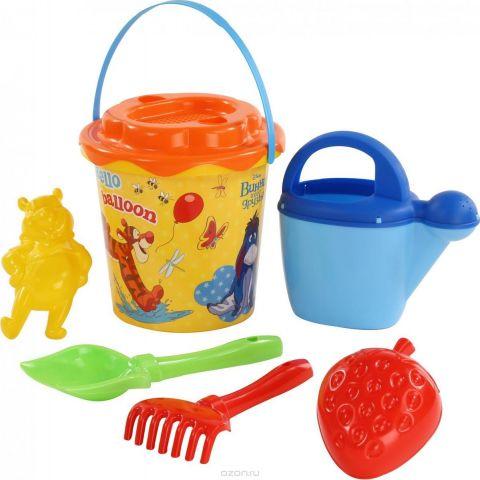 Disney Набор игрушек для песочницы Винни и его друзья №12