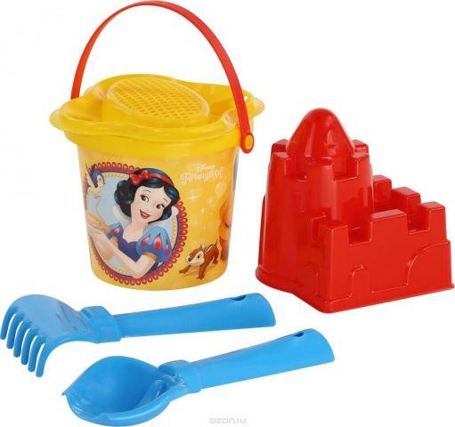 Disney Набор игрушек для песочницы Принцесса №3 5 предметов