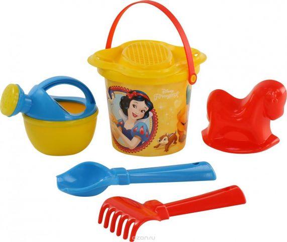 Disney Набор игрушек для песочницы Принцесса №4