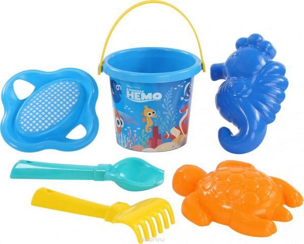 Disney / Pixar Набор игрушек для песочницы В поисках Немо №3