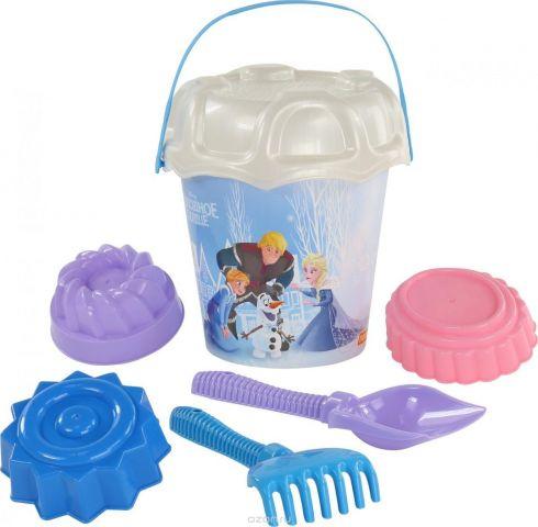 Disney Набор игрушек для песочницы Холодное сердце №14