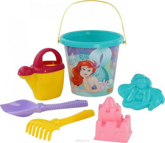 Disney Набор игрушек для песочницы Русалочка №5