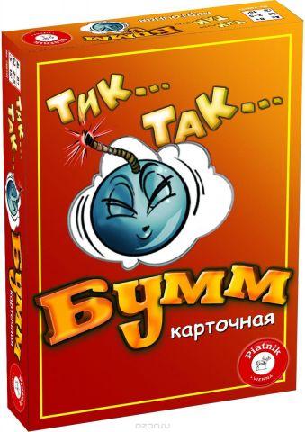 Piatnik Настольная игра Тик-так бумм