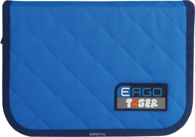 Tiger Family Пенал цвет голубой 226968