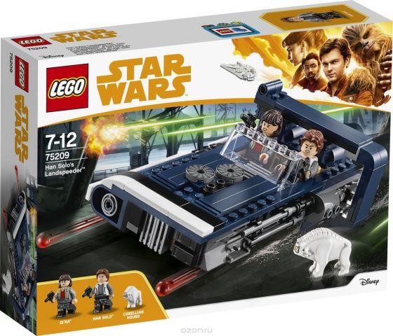 LEGO Star Wars Конструктор Спидер Хана Cоло