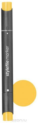 Stylefile Маркер двухсторонний Classic цвет: 166 желтый дынный