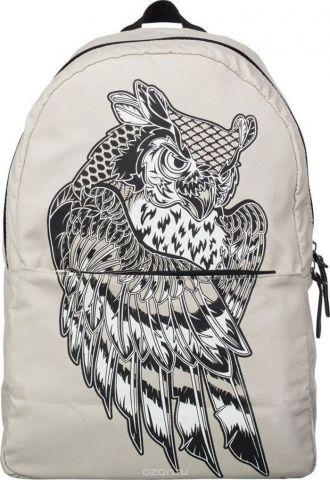 №1 School Рюкзак молодежный Сова